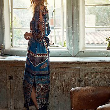 New Romantics x Artisan Womens Artisan Indira Dress