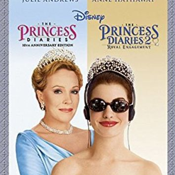 The Princess Diaries: 2 Movie Collection