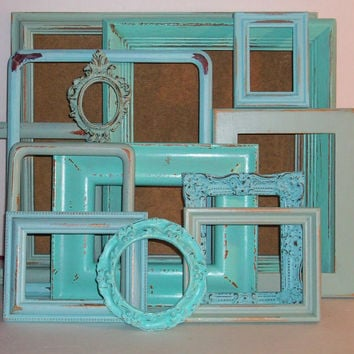 13 Shades of the Beach Picture Frames