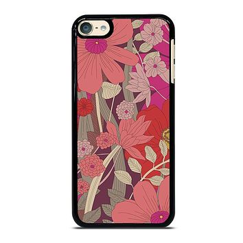 VERA BRADLEY BOHEMIAN BLOOM iPod 4 5 6 Case