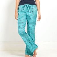Women's Loungewear: Vineyard Whale Lazy Pants for Women - Vineyard Vines