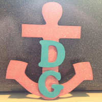 Delta Gamma Anchor Wall Decor