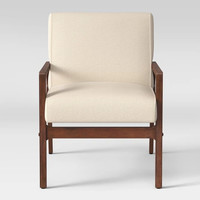 Peoria Wood Arm Chair - Project 62™