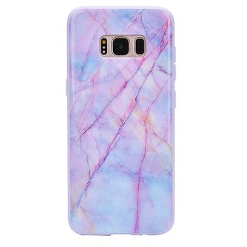Sunset Marble Samsung Galaxy Case