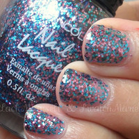 Kleancolor Disco Ball Nail Polish FREE SHIP from MyStuff