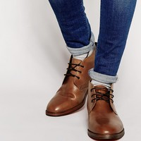 H By Hudson Houghton Chukka Boots