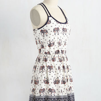 Think Long and Herd Dress | Mod Retro Vintage Dresses | ModCloth.com