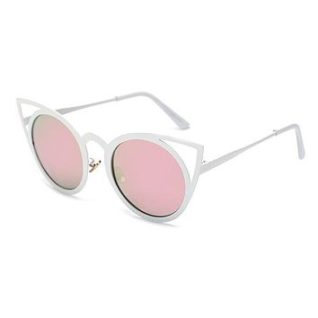 Meow Mirror Sunglasses