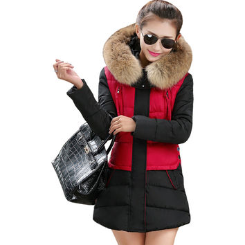 High Quality Cotton Mixed Coat