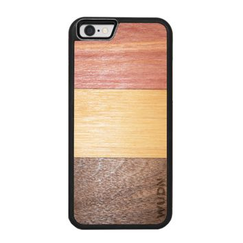 Slim Wooden Phone Case | Ombre Inlay