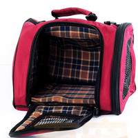 New Breathable  Pet Carrier  rabbit Guinea pigs Handbag