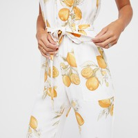 Free People Lemons Jumpsuit