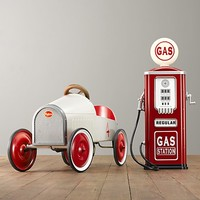 Vintage Gas Station Pump