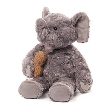 Gund Tuckerson Elephant Stuffed Animal Plush
