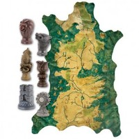 Game of Thrones: Map Marker Set with Map