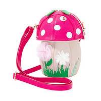KITSCH SHROOMIN CROSSBODY: Betsey Johnson