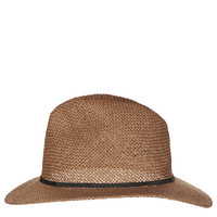 Paper Tobacco Fedora - New In This Week  - New In