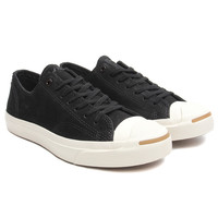 Converse - Jack Purcell Jack Oxford Leather (Black)