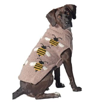 Chilly Dog Bumble Bee Sweater