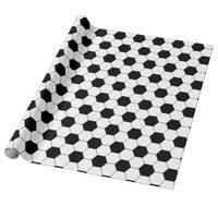 Football Wrapping Paper