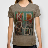 KID CUDI T-shirt by Gary Coutts | Society6