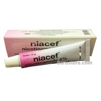 Nicotinamide 4% For Anti Acne Vulgaris With Papules and Pustules Gel