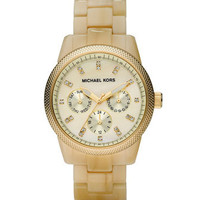 Michael Kors Horn Jet Set Watch