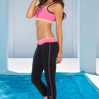 Bombshell Sportswear - Love Your Body | Designer Sports Bra and Leggings Set