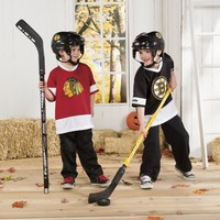 Kids NHL Player Costume with Helmet