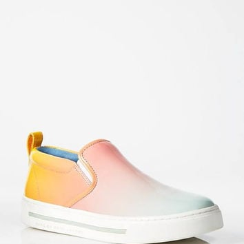 MARC BY MARC JACOBS Flat Lace Up Sneakers - Cute Kicks Ombre