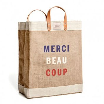 Clare V. Market Bag By Apolis Global Citizen - Merci Beaucoup - bags & wallets - PERSONAL ACCESSORIES