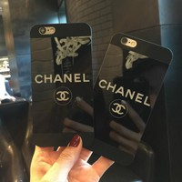 CHANEL iPhone Phone Cover Case For iphone 6 6s 6plus 6s-plus 7 7plus + best gift