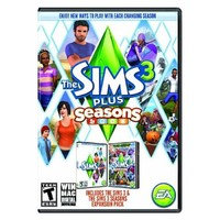 The Sims 3 Plus Seasons [Online Game Code]