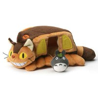My Neighbor Totoro Catbus House