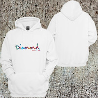 diamond supply Hoodie -CAMPURCAMPUR-