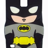 ONG 3D Cartoon Super Hero Soft Silicone Case Skin Protective Cover for Samsung Galaxy S5 i9600