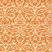 Honeysweet  Scrollwork by Fig Tree & Co for Moda Fabrics, Persimmon, 2021415