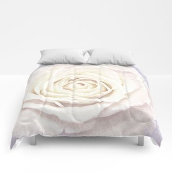 Powdered and Whipped Comforters by lillianhibiscus