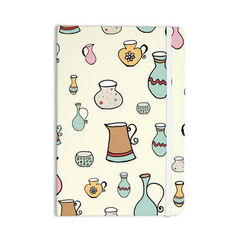 "Louise ""Jugs"" Pastel Pattern Everything Notebook"