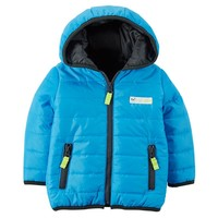 Carter's Hooded Puffer Jacket - Baby