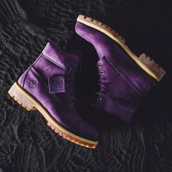 Timberland Rhubarb boots for men and women shoes-2