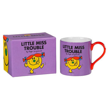 little Miss Trouble Mug From Wild and Wolf