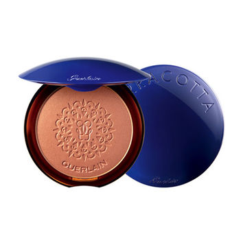 Guerlain Limited Edition Terracotta Terra India Shimmering Bronzing Powder - Holiday Collection