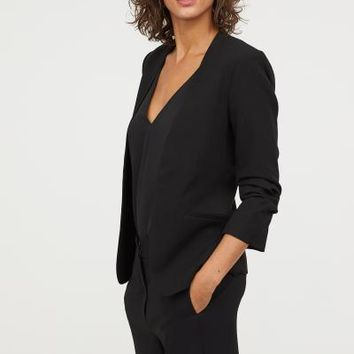 Jacket - Black - Ladies | H&M US
