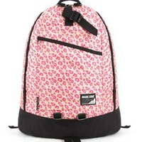 Eshops Cool Fashion Backpacks for Women School Book Bag for Girls College Laptop Bag Pink:Amazon:Clothing