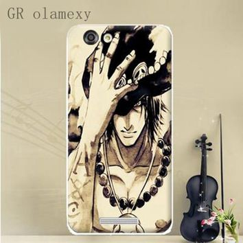 GR olamexy for PELEPHONE Gini W5 Case Relief Drawing Pattern TPU Back Cover Case + Lany Free Shipping Smart Mobile Phone Shell
