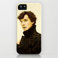 Sherlock Lives iPhone & iPod Case by MadTee