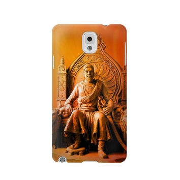 P1104 Shivaji Maharaj Comes Marathas Case For Samsung Galaxy Note 3