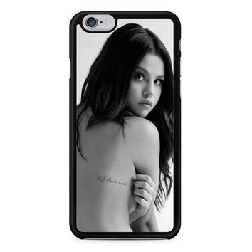 Selena Gomez 3 iPhone 6/6s Case