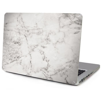 "Hot Sale Grey Marble Pattern Notebook Vinyl Decal Laptop Skin Top Sticker For Macbook Air 11""13"" Retina Pro 13""15""New Mac12"